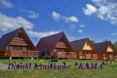 Domki Letniskowe Kama Nad Solina Solina Bobrka 85